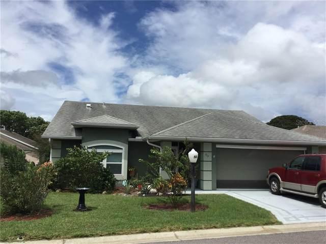 513 Sweetwater Way, Haines City, FL 33844 (MLS #P4912596) :: Delgado Home Team at Keller Williams