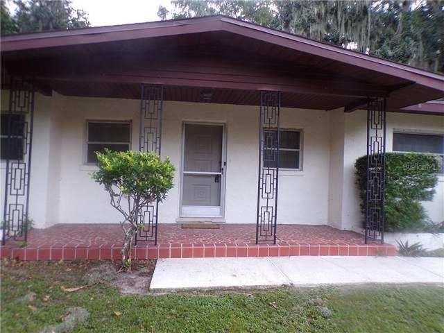 5548 Lakeside Drive, Lake Wales, FL 33898 (MLS #P4912610) :: Florida Real Estate Sellers at Keller Williams Realty