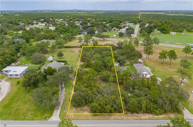 Crooked Lake Drive N, Babson Park, FL 33827 (MLS #P4912629) :: Rabell Realty Group