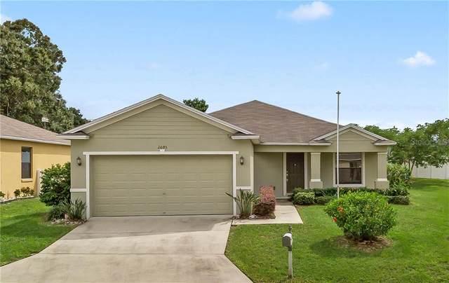 2085 Lakeridge Drive, Winter Haven, FL 33881 (MLS #P4912680) :: Godwin Realty Group