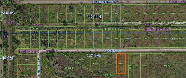 Althea Drive, Indian Lake Estates, FL 33855 (MLS #P4912740) :: Griffin Group