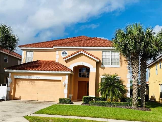 229 Rosso Drive, Davenport, FL 33837 (MLS #P4912845) :: Alpha Equity Team