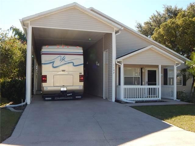 1107 Caravan Loop, Polk City, FL 33868 (MLS #P4913122) :: MVP Realty