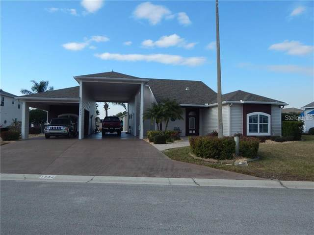 1056 Rally Drive, Polk City, FL 33868 (MLS #P4913126) :: McConnell and Associates