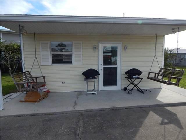 4921 Northshore Circle, Polk City, FL 33868 (MLS #P4913133) :: Delgado Home Team at Keller Williams