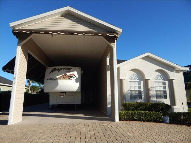 1075 Rally Drive, Polk City, FL 33868 (MLS #P4913174) :: Griffin Group