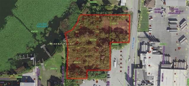 0 Avenue K SW, Winter Haven, FL 33880 (MLS #P4913392) :: Bob Paulson with Vylla Home