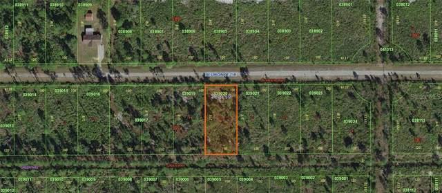 Belmonte Drive, Indian Lake Estates, FL 33855 (MLS #P4913409) :: Delgado Home Team at Keller Williams