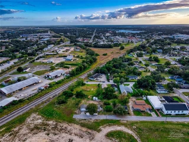 828 Center Avenue, Haines City, FL 33844 (MLS #P4913477) :: Lockhart & Walseth Team, Realtors