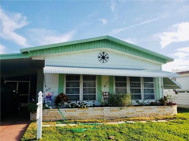 915 Forest Lake Drive, Lakeland, FL 33809 (MLS #P4913483) :: Delgado Home Team at Keller Williams