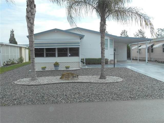 302 Nesbitt Park Avenue, Davenport, FL 33897 (MLS #P4913488) :: Pristine Properties