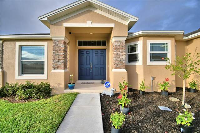 4013 Dinner Lake Way, Lake Wales, FL 33859 (MLS #P4913513) :: Premier Home Experts