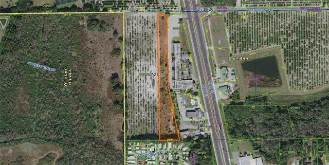 U S Hwy 27, Dundee, FL 33838 (MLS #P4913563) :: CGY Realty