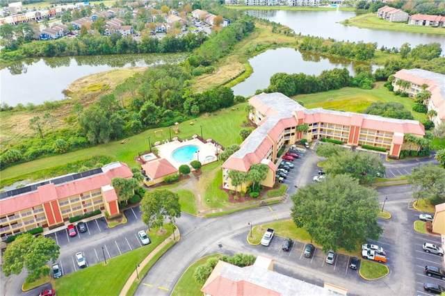 6337 Parc Corniche Drive #2110, Orlando, FL 32821 (MLS #P4913647) :: Positive Edge Real Estate