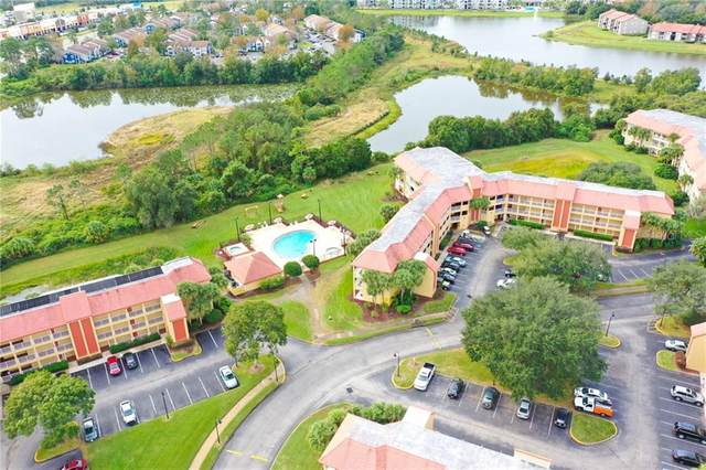 6337 Parc Corniche Drive #2110, Orlando, FL 32821 (MLS #P4913647) :: Zarghami Group