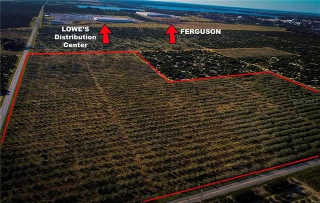 T S Wilson Road, Frostproof, FL 33843 (MLS #P4913701) :: Premier Home Experts
