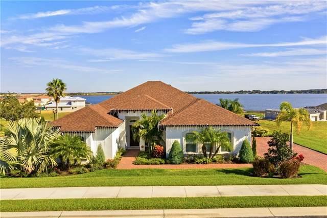 214 Spring Azure Drive, Lake Alfred, FL 33850 (MLS #P4913821) :: Sarasota Home Specialists