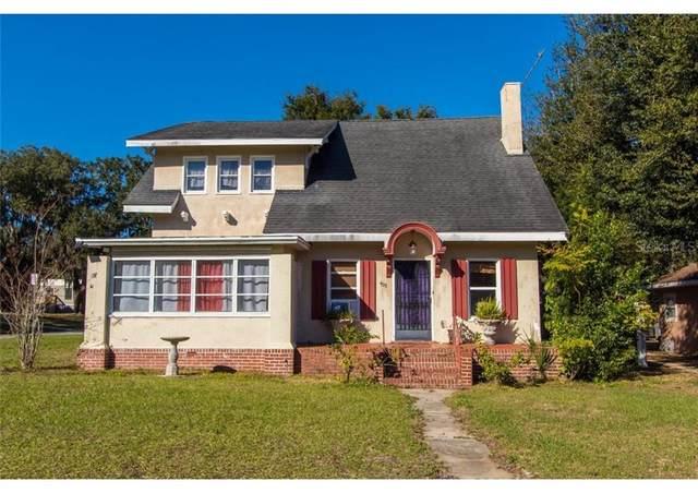405 E Seminole Avenue, Lake Wales, FL 33853 (MLS #P4913931) :: Pepine Realty
