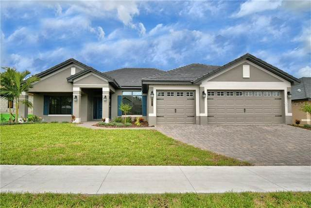 907 Hunters Meadow Lane, Lakeland, FL 33809 (MLS #P4913957) :: The Duncan Duo Team