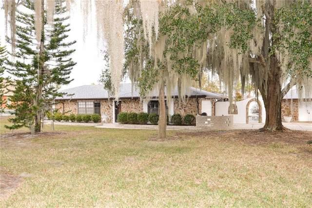 2501 Lake Front Drive, Lake Wales, FL 33898 (MLS #P4914044) :: Griffin Group