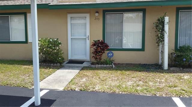 249 Winter Ridge Boulevard #249, Winter Haven, FL 33881 (MLS #P4914056) :: The Price Group