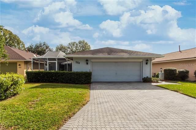 551 Saint Andrews Road, Winter Haven, FL 33884 (MLS #P4914063) :: The Price Group