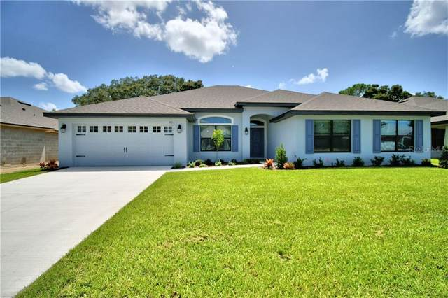 437 Lake Vista Drive, Auburndale, FL 33823 (MLS #P4914084) :: GO Realty