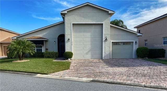 4145 Limerick Drive, Lake Wales, FL 33859 (MLS #P4914094) :: Realty Executives Mid Florida