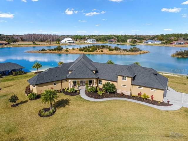23913 Hideout Trail, Land O Lakes, FL 34639 (MLS #P4914100) :: The Lersch Group