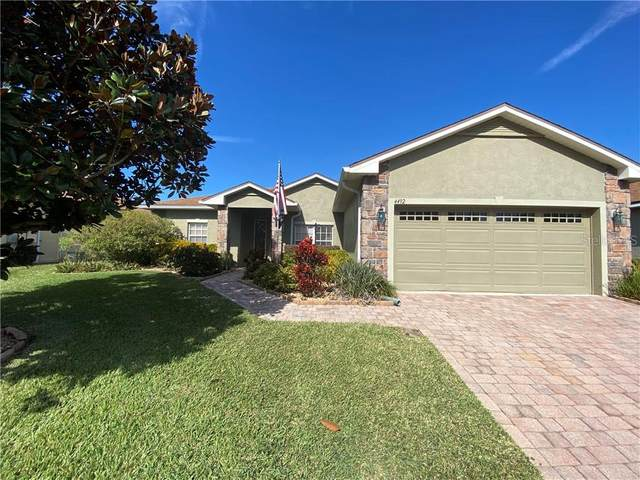 4492 Strathmore Drive, Lake Wales, FL 33859 (MLS #P4914106) :: Visionary Properties Inc