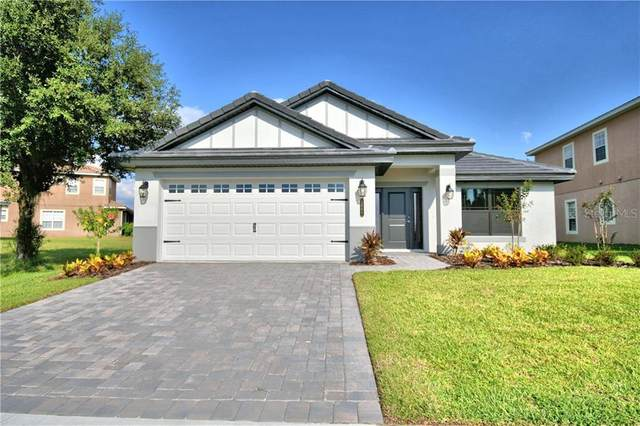 383 Lake Vista Drive, Auburndale, FL 33823 (MLS #P4914111) :: Sarasota Property Group at NextHome Excellence