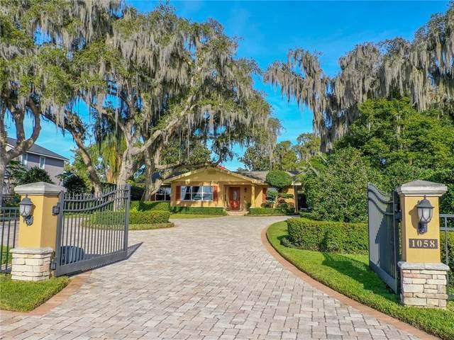1058 Lake Ariana Boulevard, Auburndale, FL 33823 (MLS #P4914146) :: Dalton Wade Real Estate Group