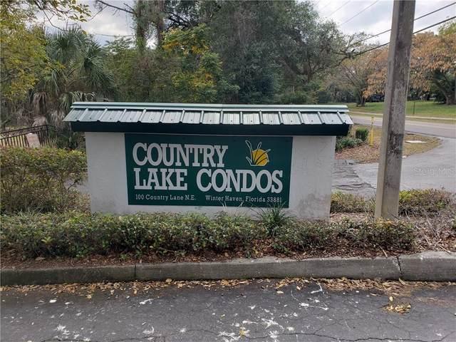 205 Country Lane NE #205, Winter Haven, FL 33881 (MLS #P4914188) :: Charles Rutenberg Realty