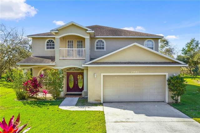2992 Sequoyah Drive, Haines City, FL 33844 (MLS #P4914357) :: The Heidi Schrock Team