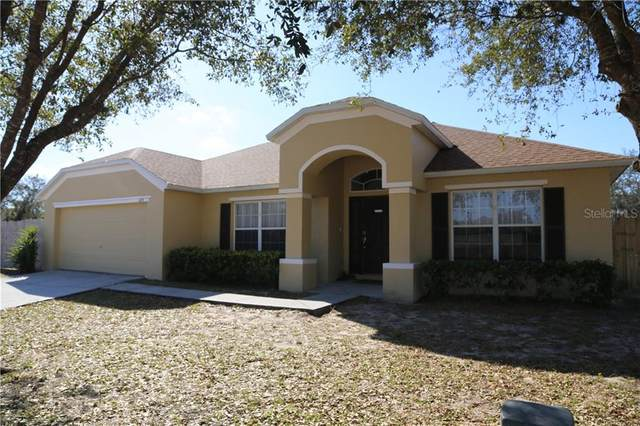 689 Hatchwood Drive, Haines City, FL 33844 (MLS #P4914359) :: The Duncan Duo Team