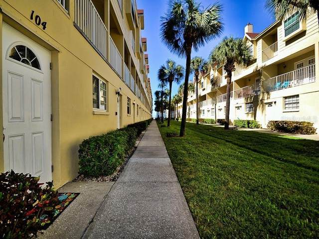 17960 Gulf Boulevard #104, Redington Shores, FL 33708 (MLS #P4914550) :: Lockhart & Walseth Team, Realtors