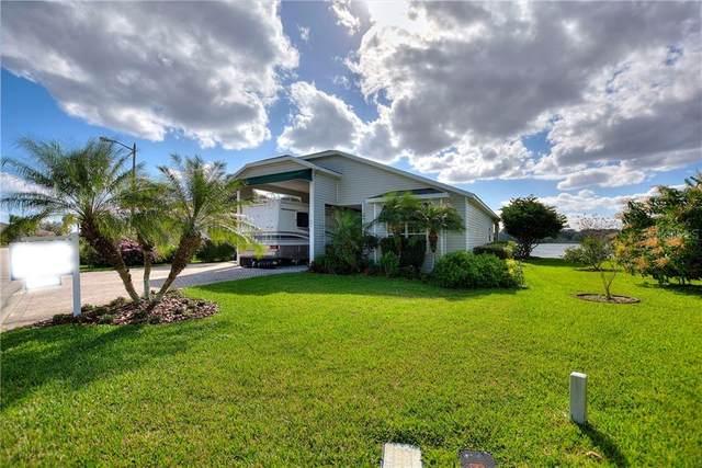 442 Meandering Way, Polk City, FL 33868 (MLS #P4914561) :: Bridge Realty Group