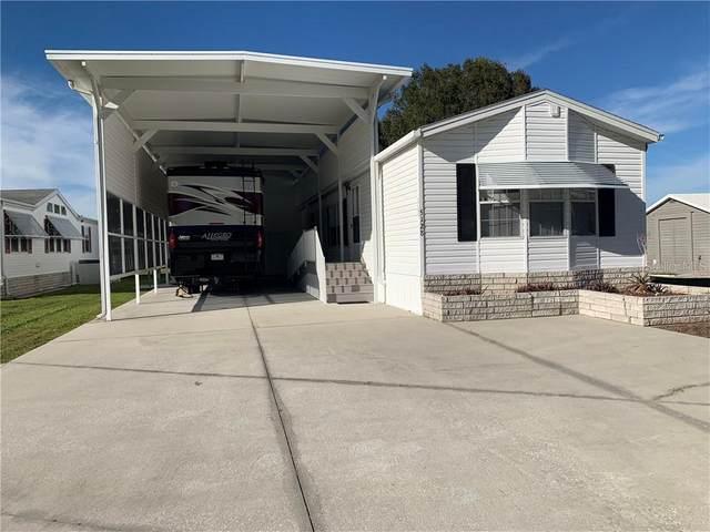 5128 Southshore Drive, Polk City, FL 33868 (MLS #P4914624) :: The Brenda Wade Team
