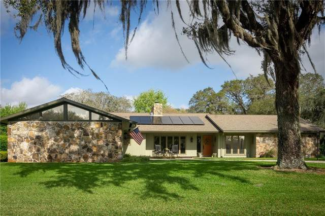 110 Fairway Drive, Haines City, FL 33844 (MLS #P4914672) :: Realty One Group Skyline / The Rose Team