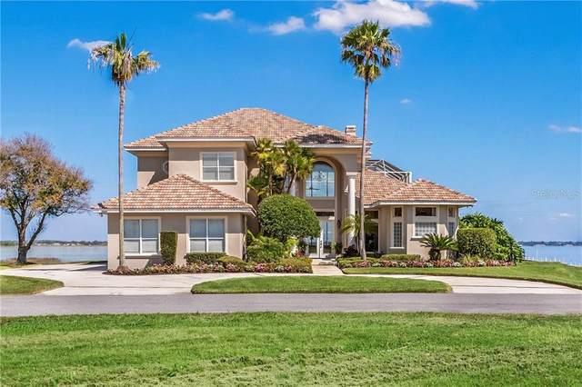343 Hamilton Shores Drive NE, Winter Haven, FL 33881 (MLS #P4914680) :: New Home Partners