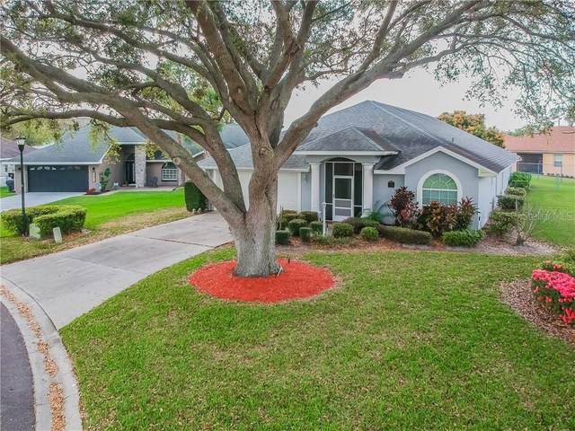 734 Santa Maria Drive, Winter Haven, FL 33884 (MLS #P4914692) :: The Light Team