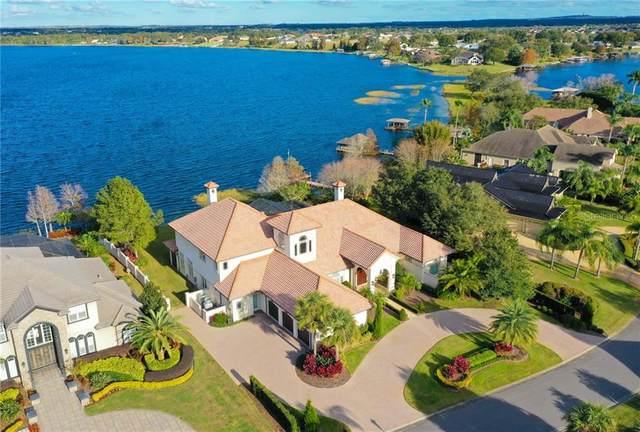 230 Mclean Point, Winter Haven, FL 33884 (MLS #P4914709) :: Premier Home Experts