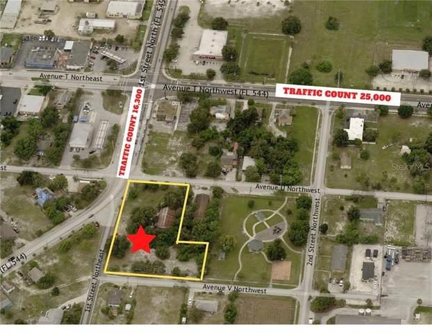 2101 1ST Street N, Winter Haven, FL 33881 (MLS #P4914718) :: Delta Realty, Int'l.