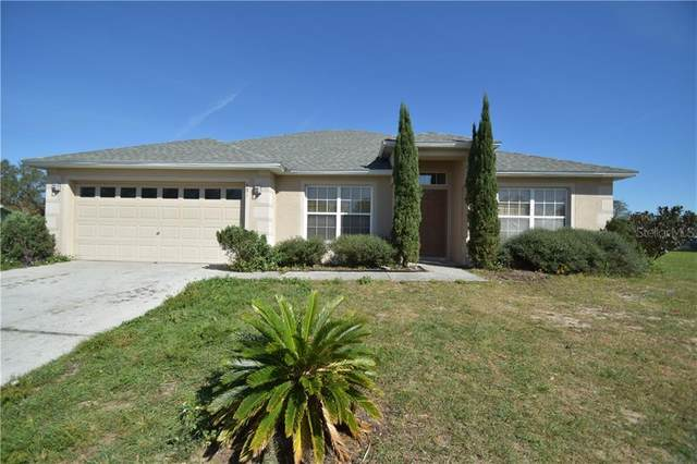 681 Hatchwood Drive, Haines City, FL 33844 (MLS #P4914748) :: Carmena and Associates Realty Group