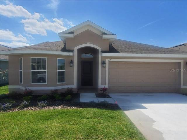 253 Citrus Pointe Drive, Haines City, FL 33844 (MLS #P4914929) :: Vacasa Real Estate