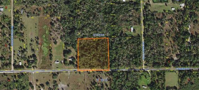 0 Fazzini Drive, Frostproof, FL 33843 (MLS #P4914951) :: The Kardosh Team