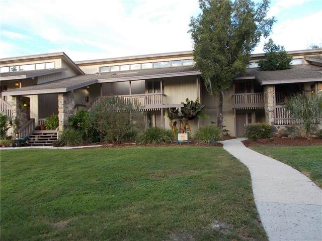 4207 Abbey Court #205, Haines City, FL 33844 (MLS #P4915077) :: Griffin Group