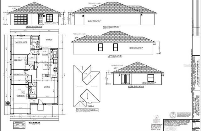 815 NE Sears Avenue NE, Winter Haven, FL 33881 (MLS #P4915092) :: Florida Real Estate Sellers at Keller Williams Realty