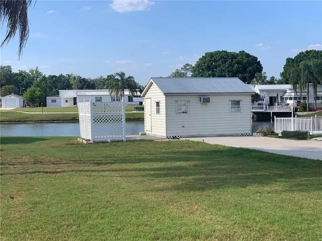 4994 Mount Olive Shores Drive, Polk City, FL 33868 (MLS #P4915188) :: Premier Home Experts