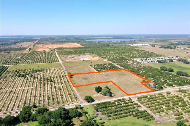 0 Us Hwy 630 W, Frostproof, FL 33843 (MLS #P4915237) :: Southern Associates Realty LLC